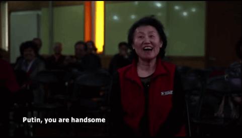 Красивый, мускулистый, пьет в меру: китайцы спели оду Путину
