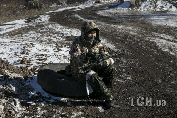 Опубліковані нові фото терористів-бурятів на Донбасі