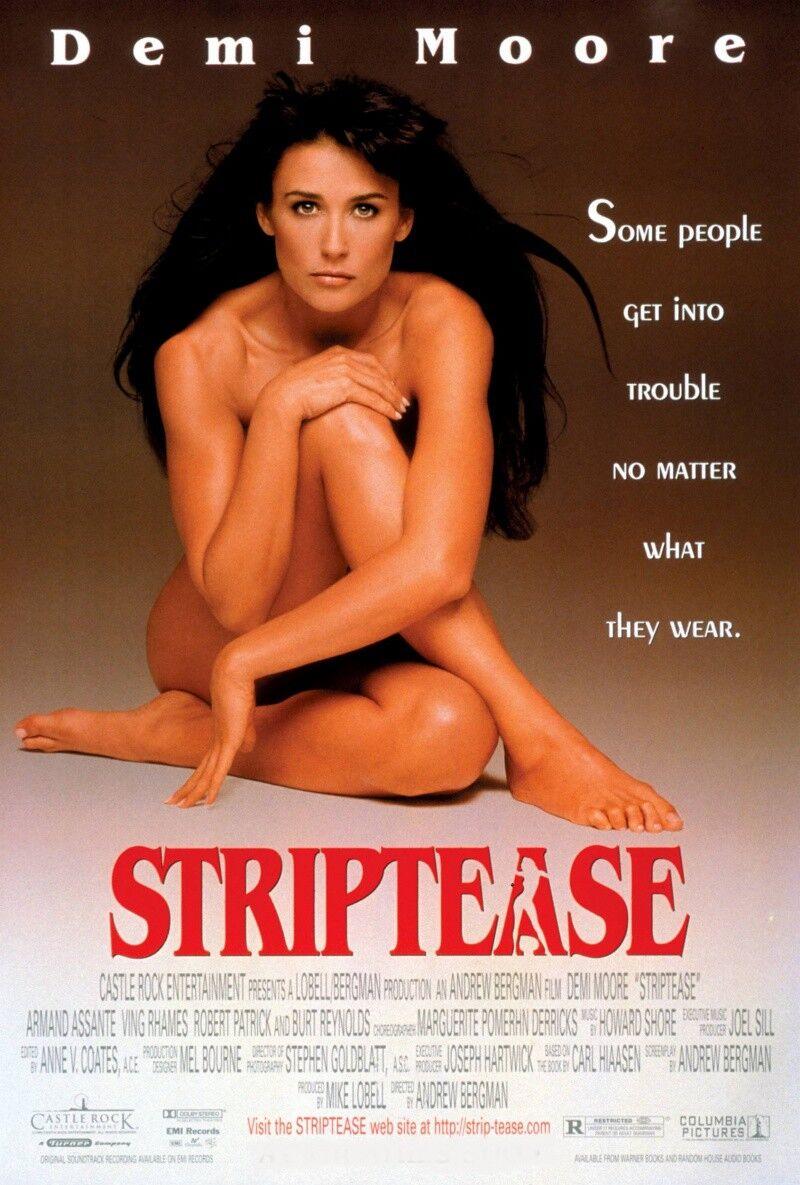 Striptease year