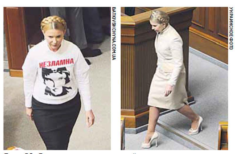 Как худеют политики: минус 16 для Геращенко и Тимошенко на строгой диете