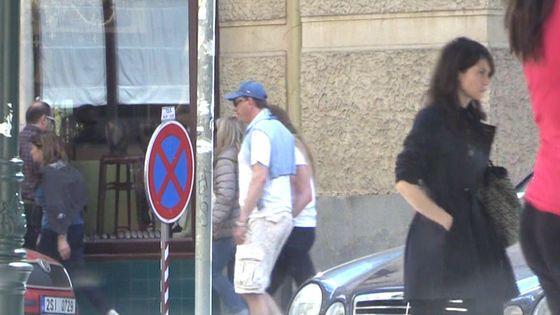 Марат Башаров отдохнул в Праге с новой любовницей