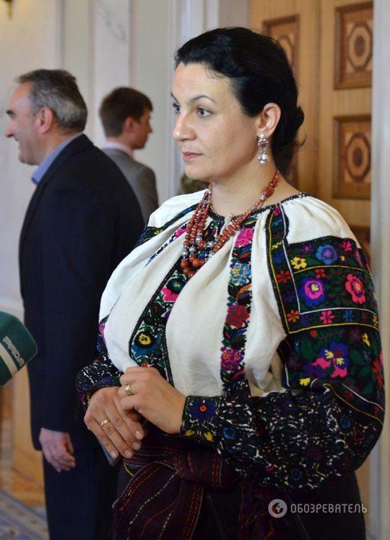 Мода на украинское: нардепы в Раде щеголяли в вышиванках