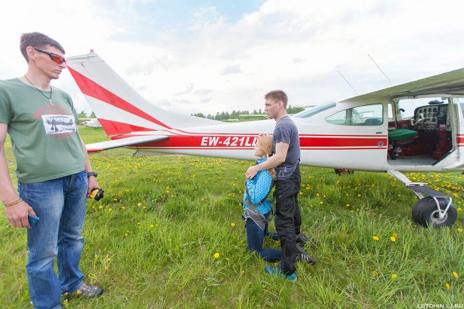 Незабываемые впечатления от прыжка с парашютом