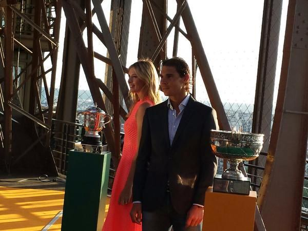 Россиянка Шарапова затмила всех на вечеринке в Париже: фото красавицы