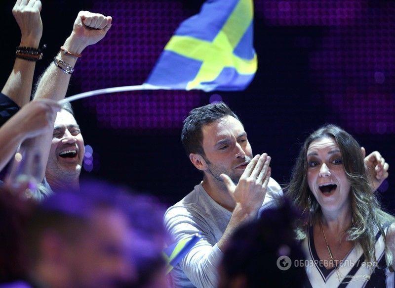 Назван победитель Евровидения-2015