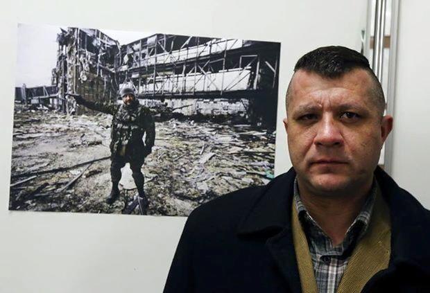Покидал аэропорт последним и спас 15 бойцов: история героя-киборга