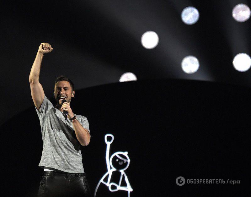 Евровидение-2015: самые яркие фото с победителем конкурса