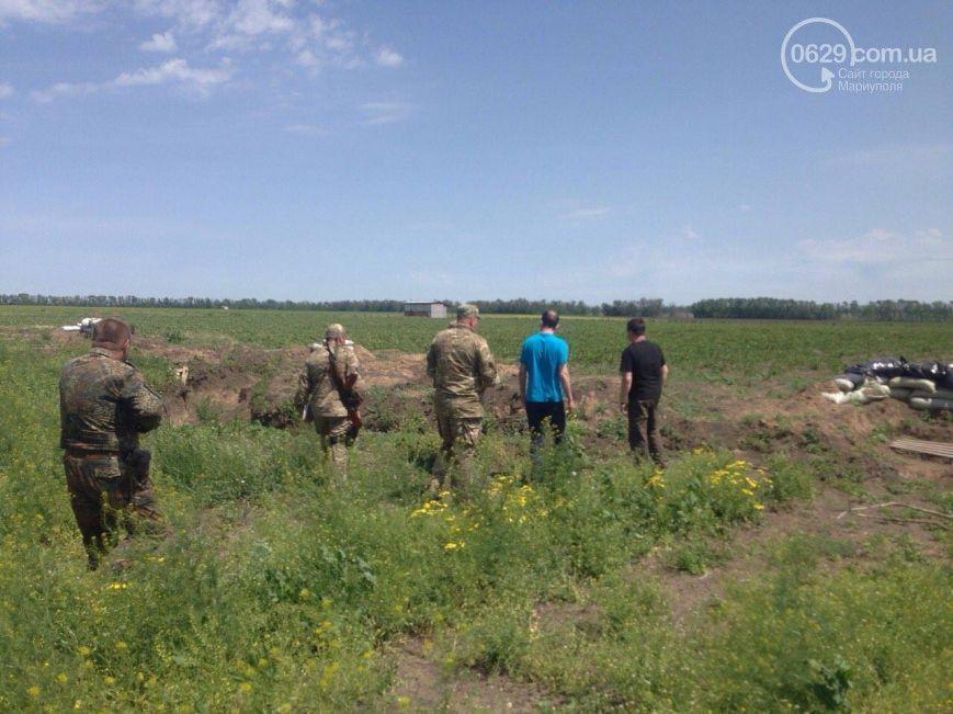 Один боец погиб, четверо ранены: террористы возобновили обстрелы Широкино