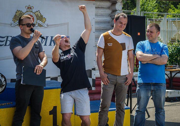 В Киеве прошел Kart Media Fight III: яркие фото