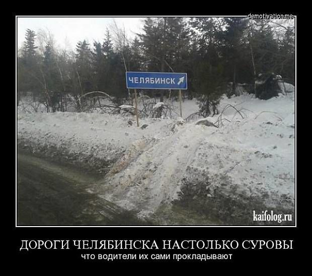 Естественный отбор уже не работает: демотиваторы о России для иностранцев