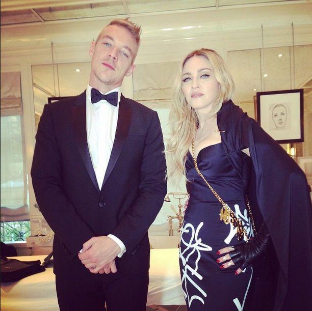 Новое любовное увлечение 56-летней Мадонны
