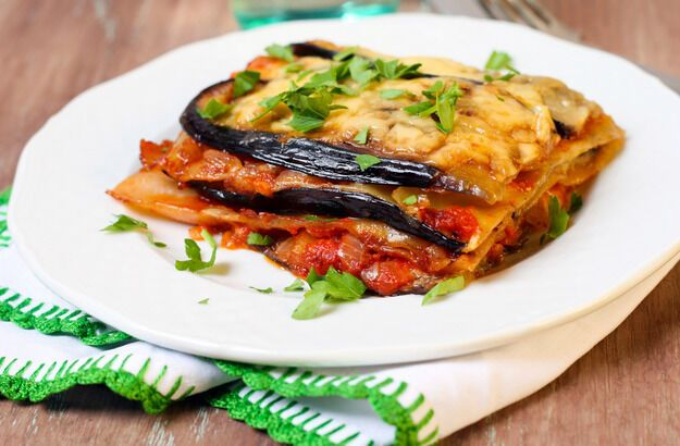 Топ-5 аппетитных ужинов для вегетарианцев
