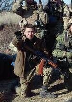 Доброволец АТО раскрыл личности подозреваемых в расстреле патруля в Киеве