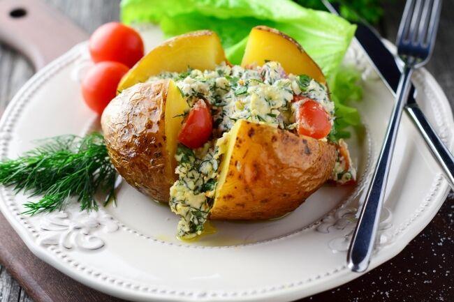 5 вкуснейших блюд из картофеля, от которых не толстеют