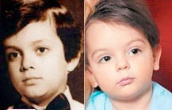 Обнаружено поразительное сходство сыновей Киркорова и Стоцкой