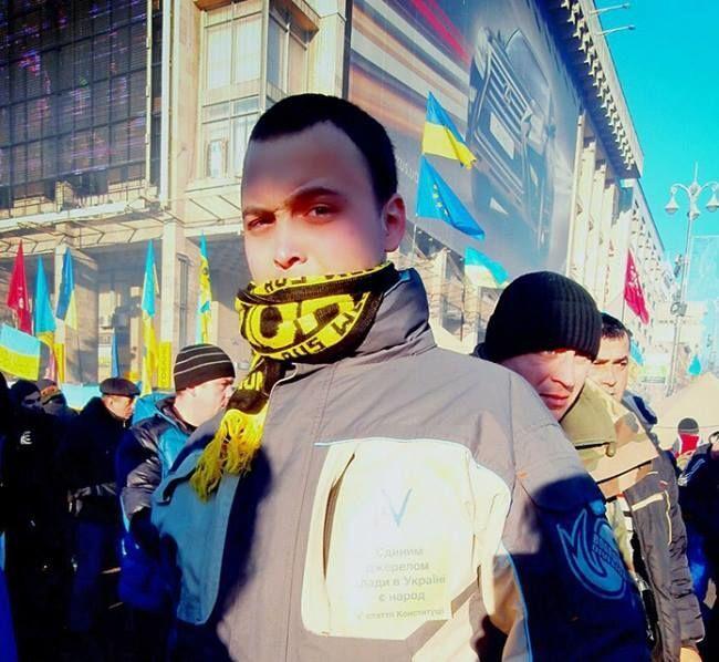 Доброволець АТО розкрив особи підозрюваних у розстрілі патруля в Києві