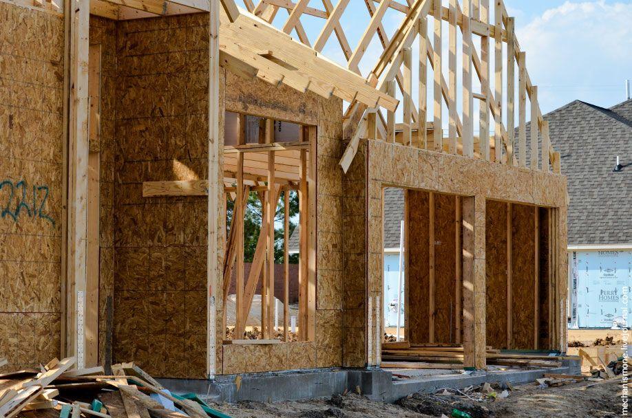 Как строят дома на юге США
