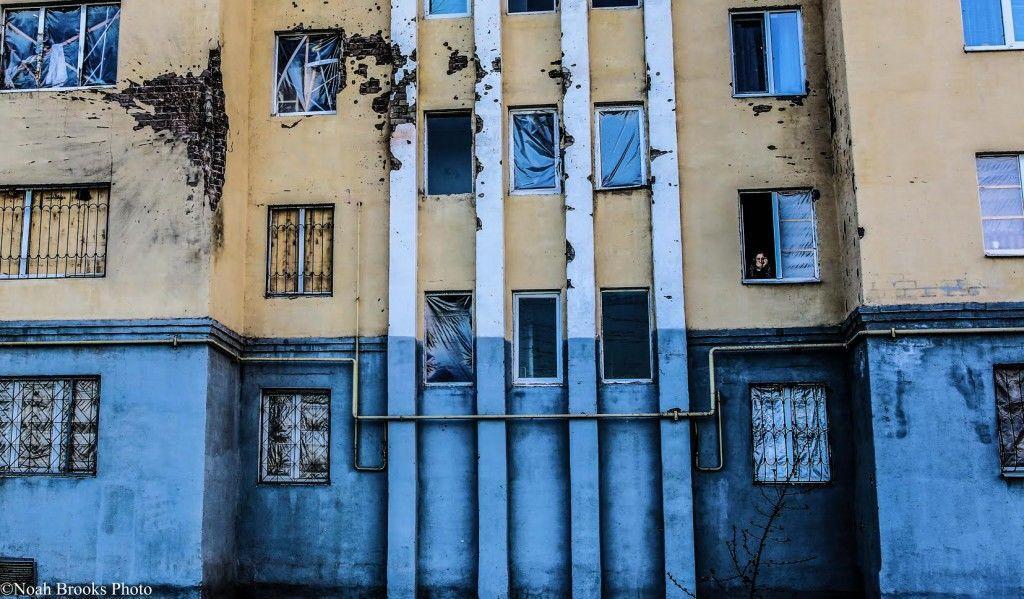 С любовью из ада: атмосферные фото с передовой в Широкино