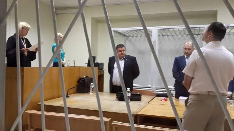 Тепер в Раду зась! Суд обрав запобіжний захід для Мельничука