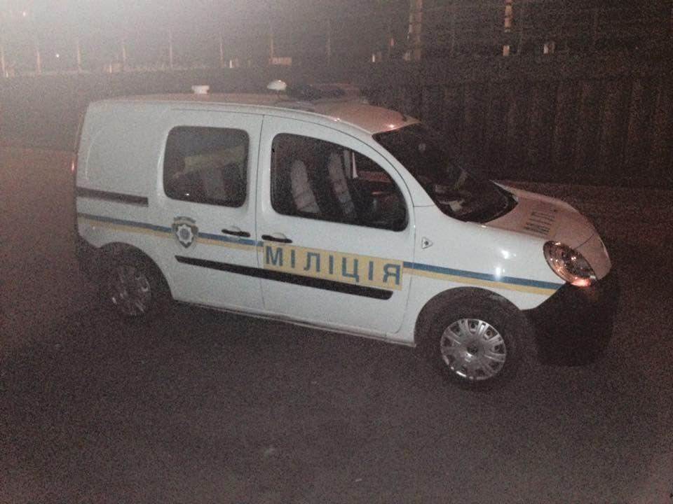 В Киеве поймали охотников на автомобилистов: фото с места задержания