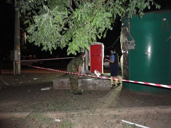 В Одессе прогремели два мощных взрыва: фото с места событий