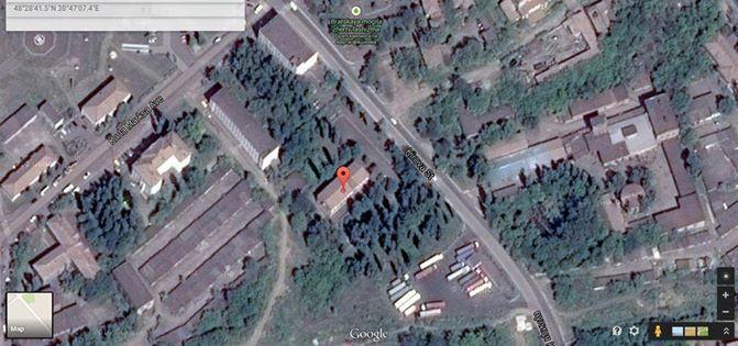 """""""Украинские кибервойска"""" вычислили базу террористов в Алчевске"""