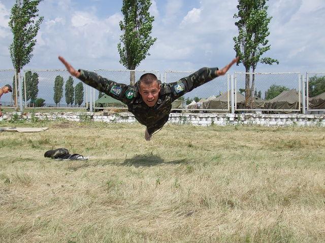 Личные фото нового главы патрульной службы Киева