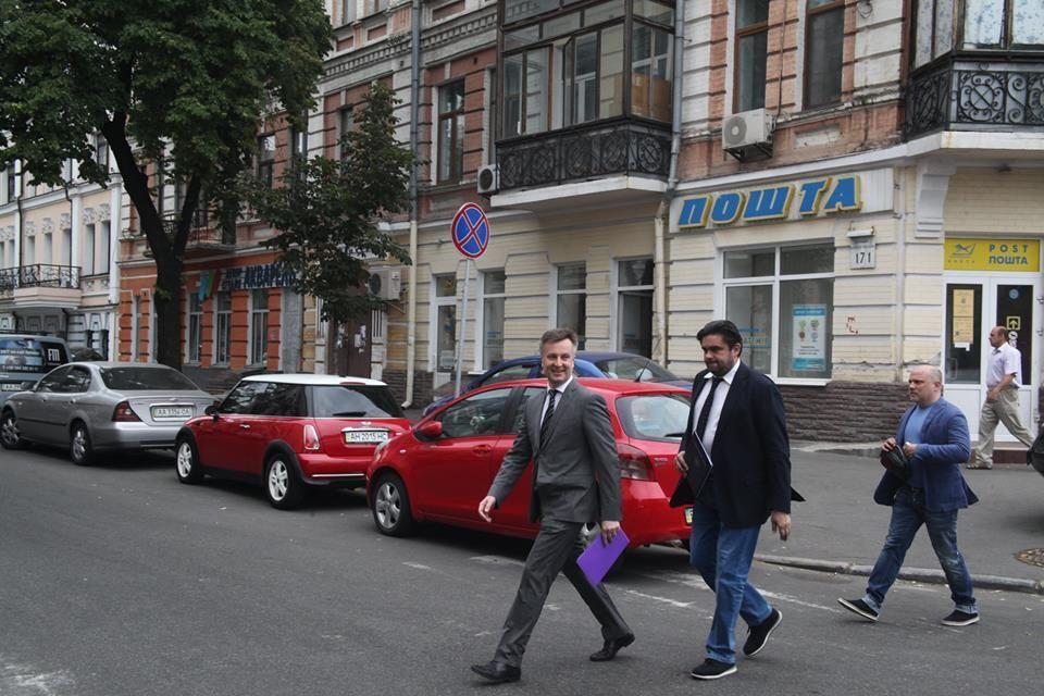 """Сказал – сделал: Наливайченко привел """"Альфу"""" под ГПУ"""