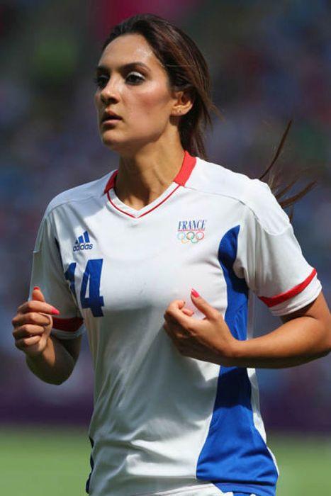 Составлен список самых красивых футболисток мира