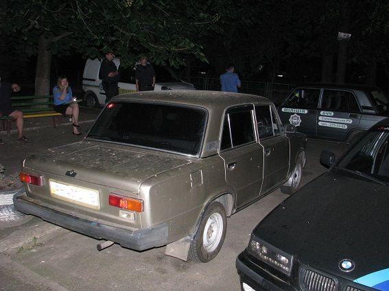 """Киевлянин """"заминировал"""" якобы неправильно припаркованный автомобиль"""