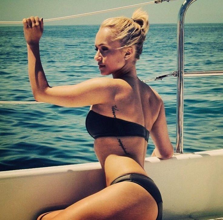 Красуня дня: гарячі фото нареченої Кличко