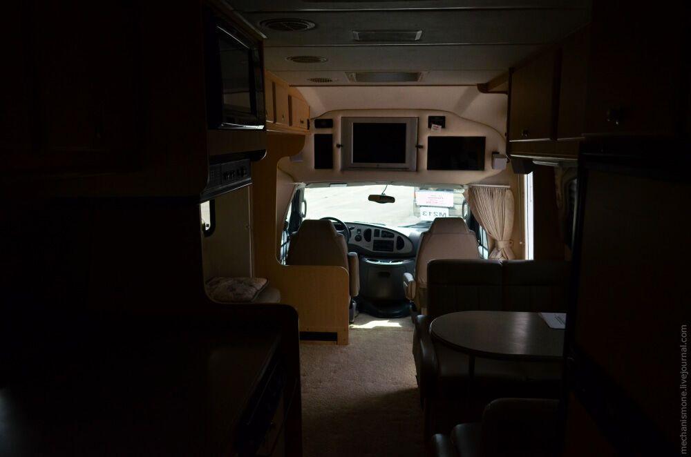 Дома на колесах по-американски