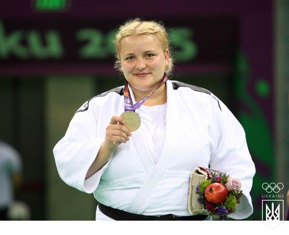 Украина завоевала четыре медали на Европейских играх и поднялась в Топ-8