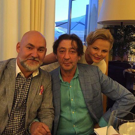 Лорак и Лобода оторвались на вечеринке российского олигарха