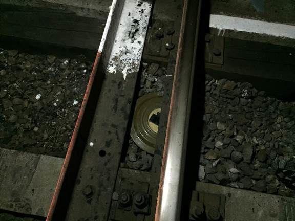 На Харьковщине диверсант пытался взорвать ж/д мост