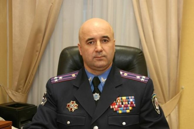 Оскандалившийся глава ГАИ Ершов не дал на АТО ни копейки – Бочкала