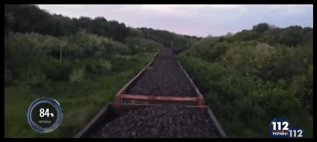 "Замкомандира ""Торнадо"" рассказал о контрабанде угля в зоне АТО"