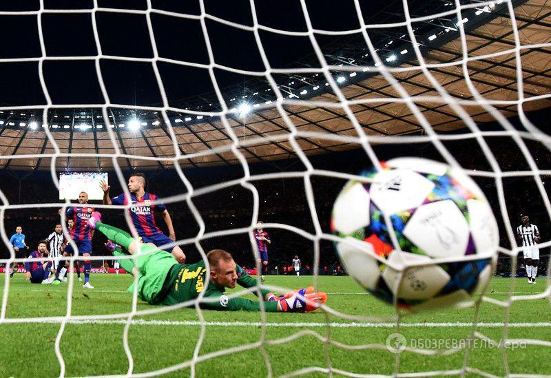 Ювентус – Барселона – 1-3: видео-обзор матча
