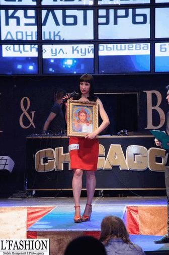 """Взрыв мозга! В """"ДНР"""" участниц конкурса красоты наградили иконами"""