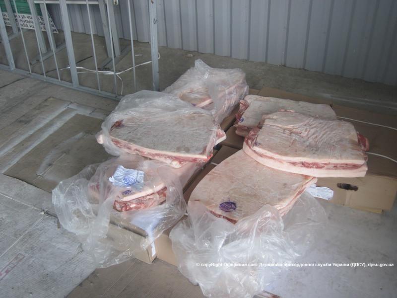 Пограничники разоблачили поставки мяса террористам через Россию