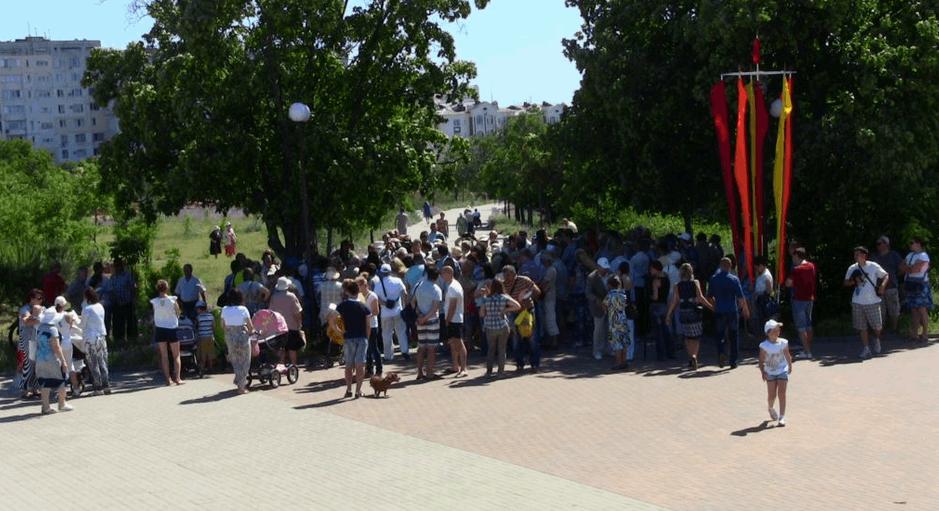 В Севастополе люди восстали против застройки оккупантами пляжей