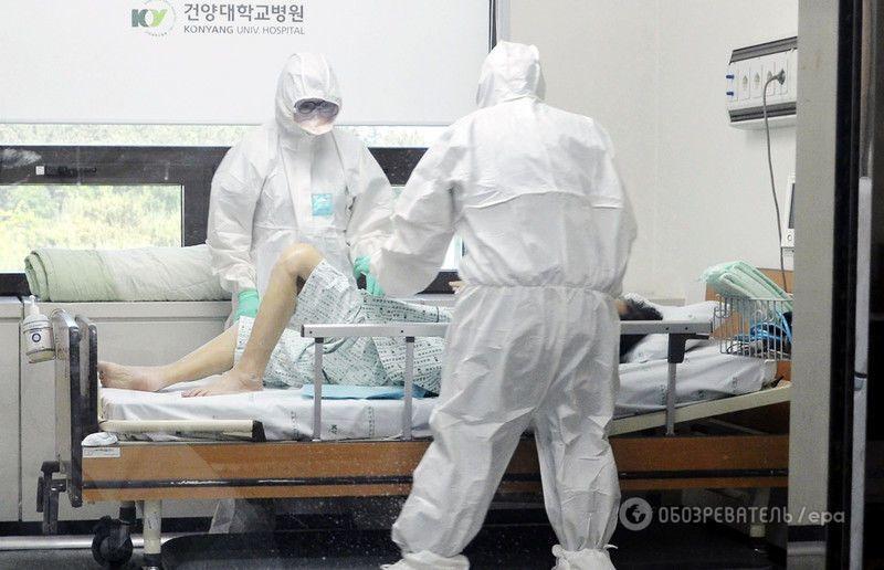 В Южной Корее шесть смертей из-за вируса MERS. Тысячи людей на карантине