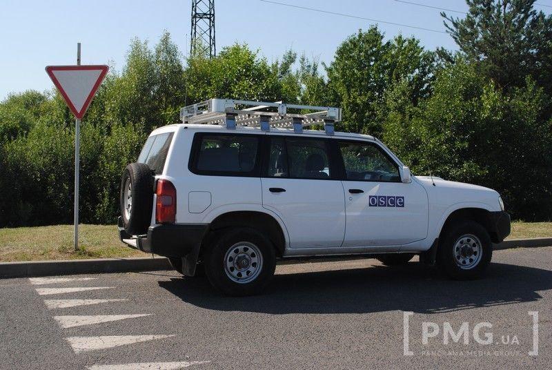 Стрельба в Мукачево: в город прибыли наблюдатели ОБСЕ