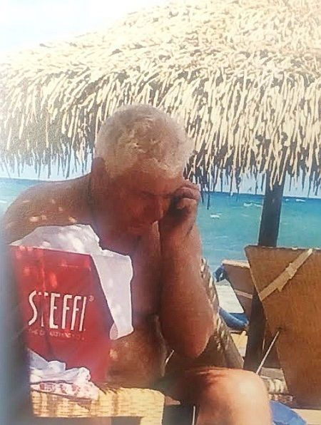 ЗМІ: Присяжнюк поїхав на острови з екс-секретаркою Луценка