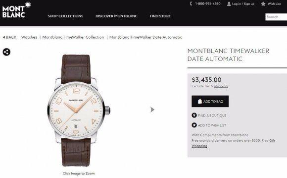 Розкішні аксесуари мера Києва: Кличко показав сапфіровий годинник за 75 тисяч
