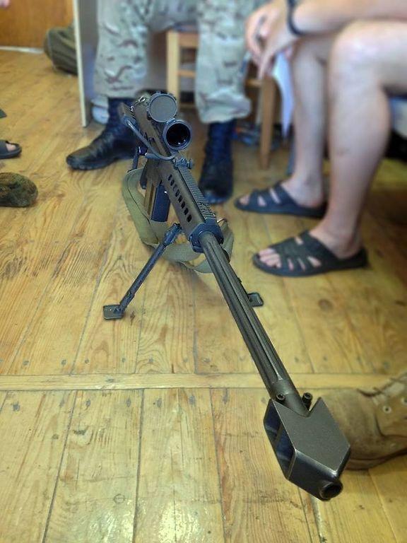 Точно і далеко: українських військових озброїли гвинтівками, здатними розірвати ворога