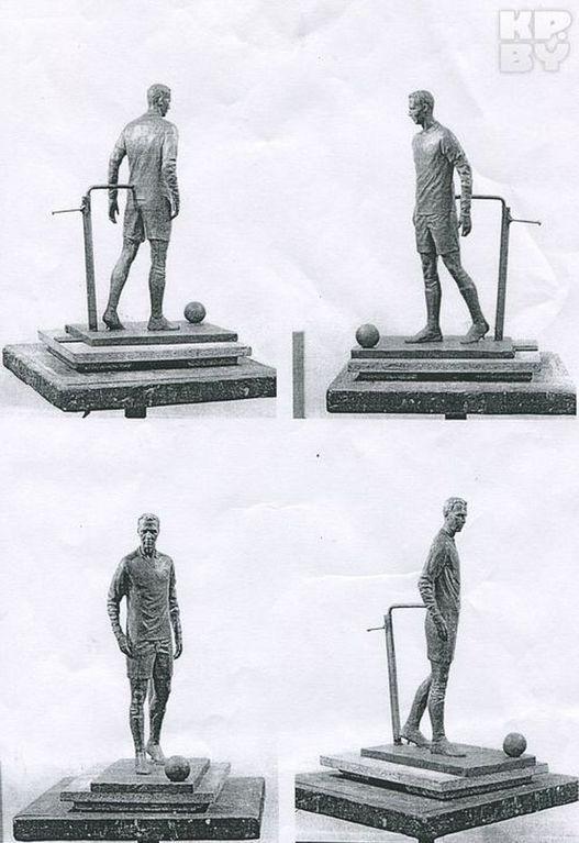 Родичі Белькевича посварилися через пам'ятник футболісту