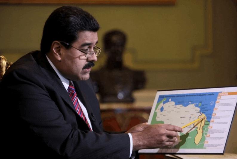 """Венесуэла придумала свой """"крымнаш"""" для Южной Америки"""