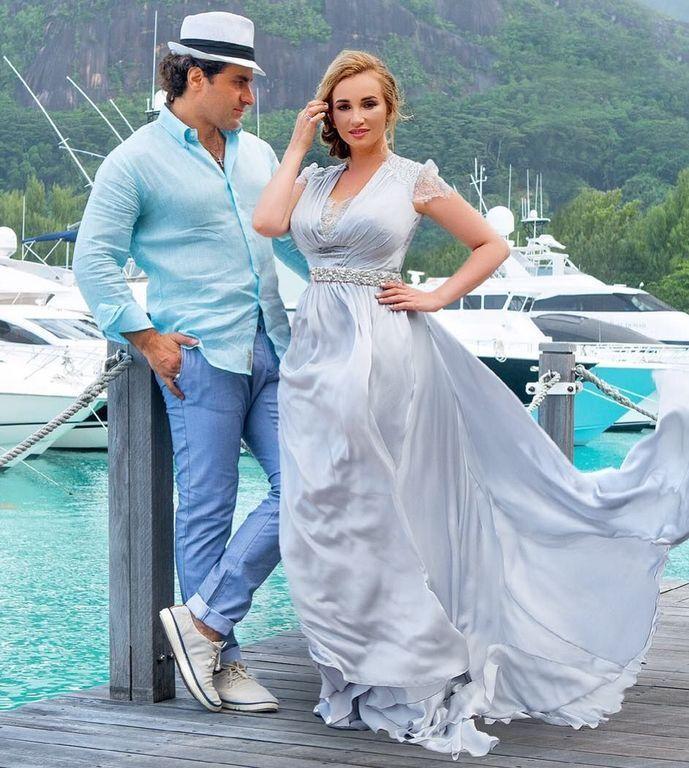 Анфиса Чехова показала свою сказочную свадьбу на Сейшелах: опубликованы фото