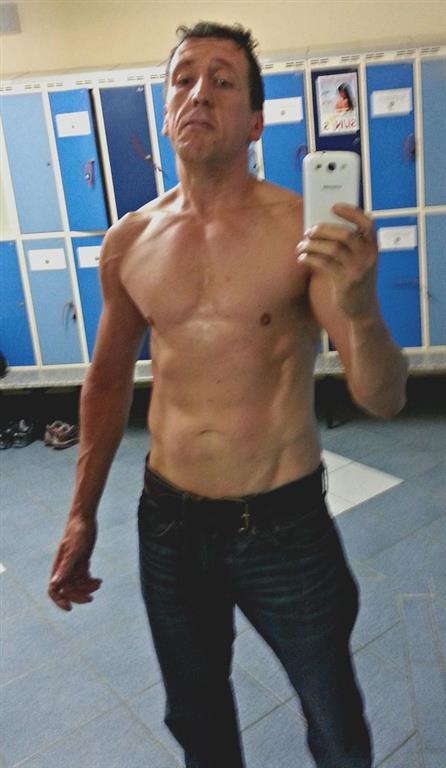 Чоловік за рік перетворився з товстуна у сексуального спортсмена: фотофакт